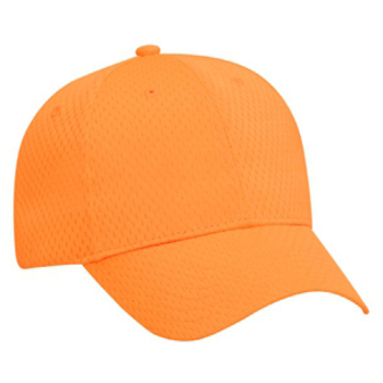 Otto Neon Polyester Pro Mesh Low Profile Style Caps