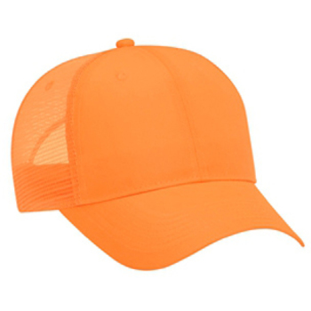 Otto Neon Deluxe Polyester Twill Low Profile Style Caps