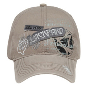 Otto New York & Lackpard Patches Caps