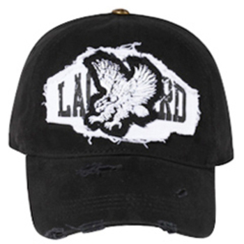 Otto Lackpard Flex Eagle Lackpard Distressed Patches Caps
