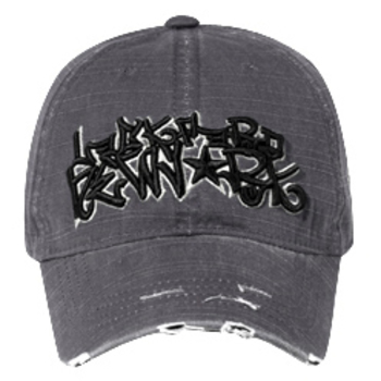 Otto 3D Graffiti Style Lackpard New York Caps