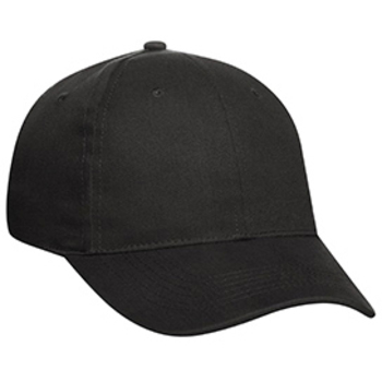 Otto Promo Brushed Cotton Twill Low Profile Style Caps