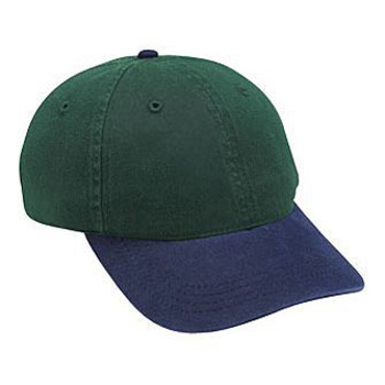 Otto Deluxe Garment Washed Cotton Twill Low Profile Style Caps
