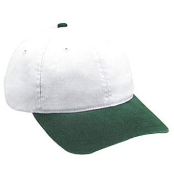 Otto Garment Washed Cotton Twill Low Profile Style Caps