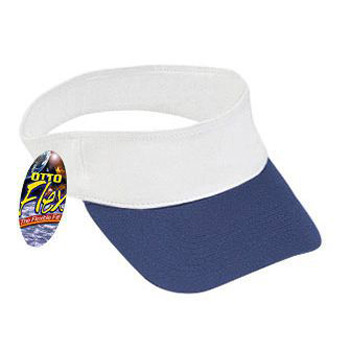 "OTTO Brushed Stretchable Cotton Twill OTTO FLEX"" Sun Visor"""