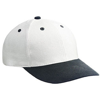 Otto Brushed Bull Denim Low Profile Style Caps