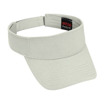 OTTO Comfy Cotton Jersey Knit Sun Visor